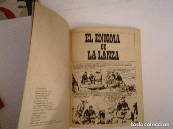 Cómics: TEX - BURU LAN - NUMERO 33 - EL ENIGMA DE LA LANZA - CJ 105 - GORBAUD - Foto 3 - 86971700