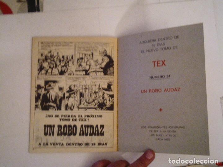 Cómics: TEX - BURU LAN - NUMERO 33 - EL ENIGMA DE LA LANZA - CJ 105 - GORBAUD - Foto 4 - 86971700