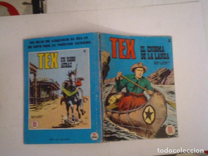 Cómics: TEX - BURU LAN - NUMERO 33 - EL ENIGMA DE LA LANZA - CJ 105 - GORBAUD - Foto 5 - 86971700
