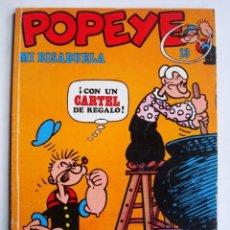 Popeye nº 13 Mi bisabuela (Buru Lan)