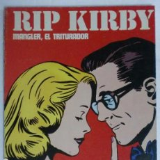 Cómics: RIP KIRBY. MANGLER, EL TRITURADOR. TOMO II BURULAN. PERFECTO ESTADO. Lote 87121028