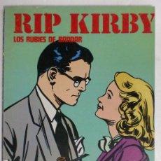 Cómics: RIP KIRBY. LOS RUBIES DE BANDAR TOMO VI. BURULAN. PERFECTO ESTADO.. Lote 87121216
