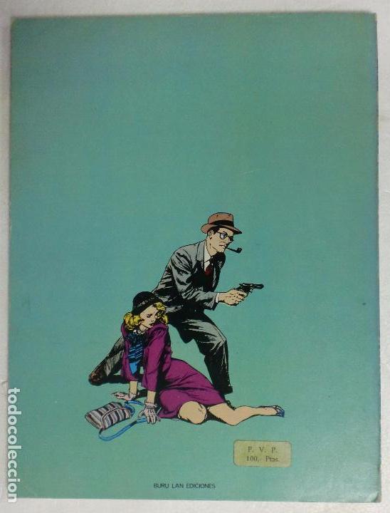 Cómics: RIP KIRBY. LOS RUBIES DE BANDAR TOMO VI. BURULAN. PERFECTO ESTADO. - Foto 2 - 87121216