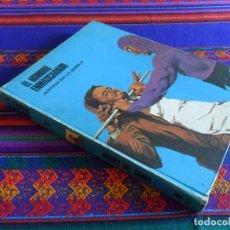 Cómics: EL HOMBRE ENMASCARADO TOMO 6. BURU LAN 1973. JUSTICIA EN LA JUNGLA. DIFÍCIL.. Lote 87135928