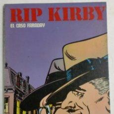 Cómics: RIP KIRBY. EL CASO FARADAY TOMO I. BURULAN. Lote 87208972