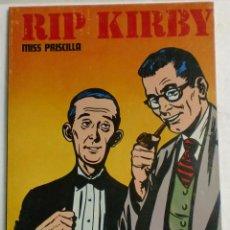 Cómics: RIP KIRBY. MISS PRISCILLA. TOMO III. BURULAN. Lote 87209256