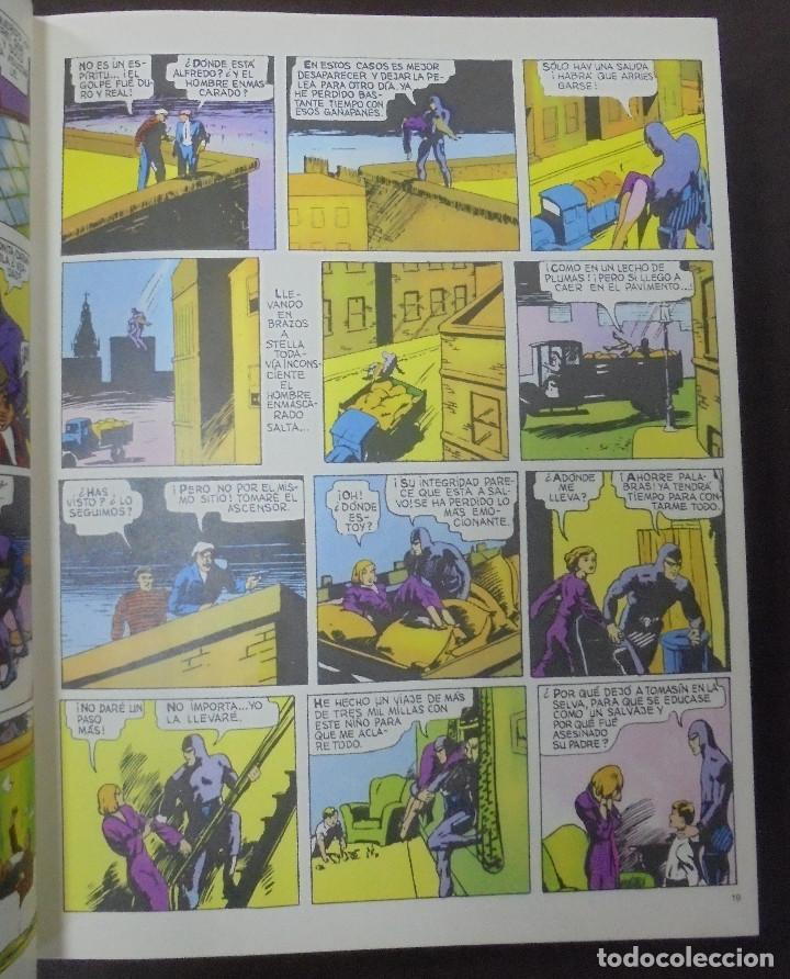 Cómics: EL HOMBRE ENMASCARADO. AFRONTANDO EL PELIGRO. TOMO I. BURU LAN EDICIONES. 12 EPISODIOS. 1971. - Foto 3 - 116791575