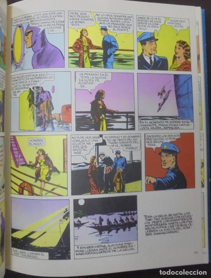 Cómics: EL HOMBRE ENMASCARADO. AFRONTANDO EL PELIGRO. TOMO I. BURU LAN EDICIONES. 12 EPISODIOS. 1971. - Foto 4 - 116791575