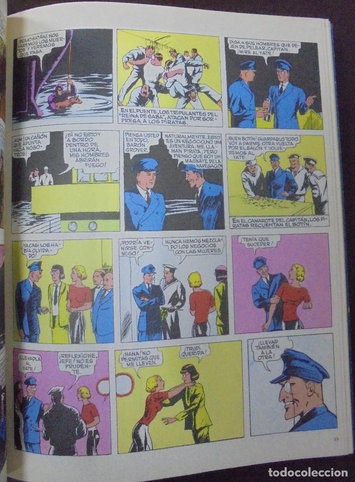 Cómics: EL HOMBRE ENMASCARADO. AFRONTANDO EL PELIGRO. TOMO I. BURU LAN EDICIONES. 12 EPISODIOS. 1971. - Foto 5 - 116791575