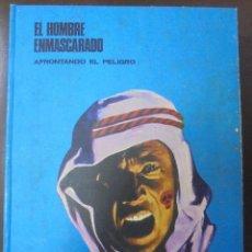 Cómics: EL HOMBRE ENMASCARADO. AFRONTANDO EL PELIGRO. TOMO II. BURU LAN EDICIONES. 12 EPISODIOS. 1971.. Lote 87294132