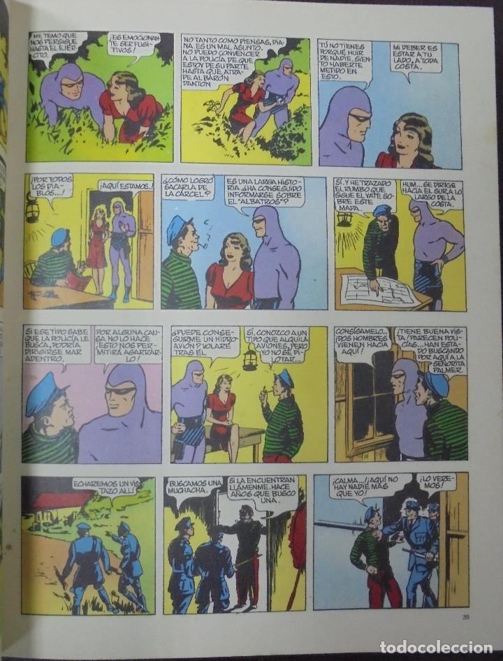 Cómics: EL HOMBRE ENMASCARADO. AFRONTANDO EL PELIGRO. TOMO II. BURU LAN EDICIONES. 12 EPISODIOS. 1971. - Foto 4 - 87294132