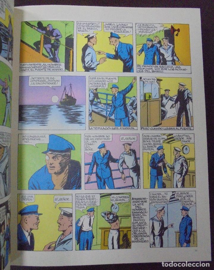 Cómics: EL HOMBRE ENMASCARADO. AFRONTANDO EL PELIGRO. TOMO II. BURU LAN EDICIONES. 12 EPISODIOS. 1971. - Foto 5 - 87294132