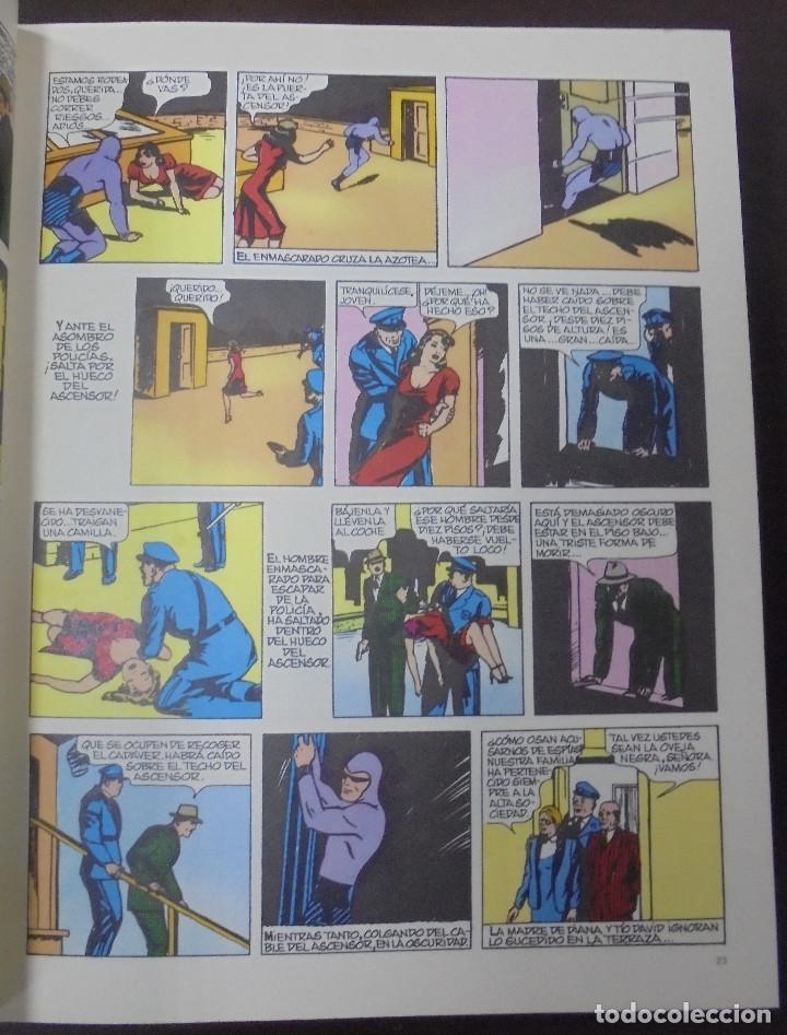 Cómics: EL HOMBRE ENMASCARADO. AFRONTANDO EL PELIGRO. TOMO II. BURU LAN EDICIONES. 12 EPISODIOS. 1971. - Foto 6 - 87294132