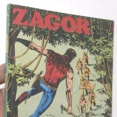 Cómics: ZAGOR Nº 32 - EL RESCATE (BURU-LAN, 1972). Lote 87307960
