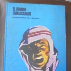 Cómics: EL HOMBRE ENMASCARADO. AFRONTANDO EL PELIGRO. TOMO 5. BURU LAN EDICIONES. 6 EPISODIOS. 1972.. Lote 87401196