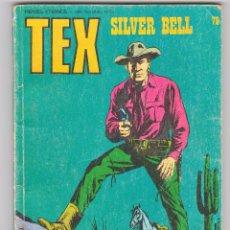 Cómics: TEX Nº 78 BURU LAN EDICIONES 1973. Lote 87408388