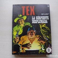 Cómics: 4 TEBEOS DE TEX. Lote 87487372