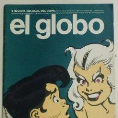 Cómics: EL GLOBO- REVISTA MENSUAL DEL COMIC Nº4 AÑO I - 1973 - BURULAN . Lote 88096264
