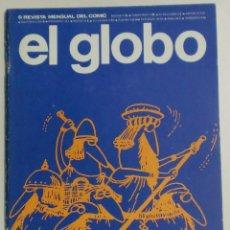 Cómics: EL GLOBO- REVISTA MENSUAL DEL COMIC Nº6 - AÑO I - 1973 - BURULAN . Lote 88096796