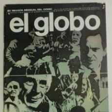 Cómics: EL GLOBO- REVISTA MENSUAL DEL COMIC Nº21 - AÑO II - 1974 - BURULAN . Lote 88097148