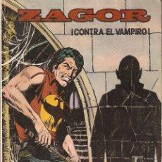Cómics: ZAGOR, AÑO 1.982 - 1.984. (20 X 16.) Nº 2 - 1O. ORIGINALES. EDICIONES ZINCO S. A.. Lote 88164912