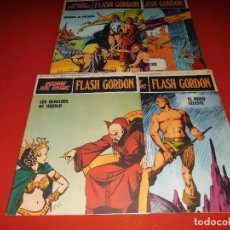 Cómics: FLASH GORDON Nº 01 AL 017 - BURU LAN. Lote 88627244