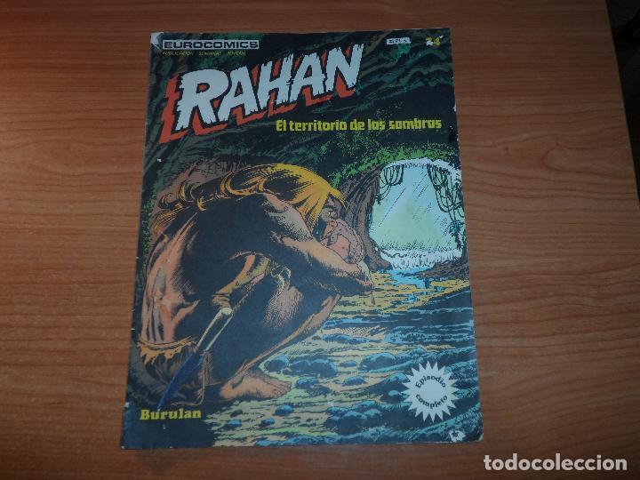 RAHAN Nº 24 EDICIONES BURU LAN 1974 (Tebeos y Comics - Buru-Lan - Rahan)
