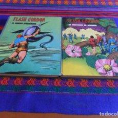 Cómics: FLASH GORDON TOMO Nº II Y III EL MUNDO SUBMARINO Y LOS MISTERIOS DE ARBORIA. BURU LAN 1972.. Lote 88982032