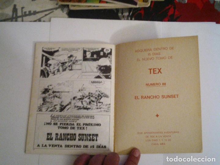 Cómics: TEX - BURU LAN - NUMERO 87 - BUEN ESTADO - GORBAUD - cj 105 - Foto 5 - 89012520