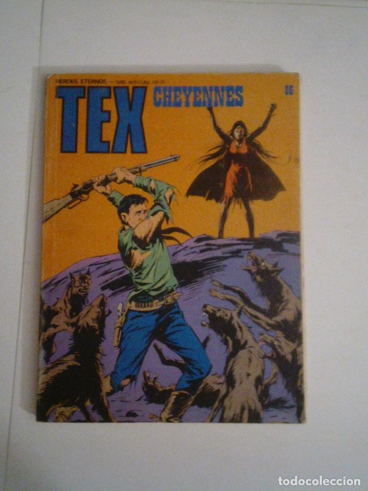 TEX - BURU LAN - NUMERO 86 - BUEN ESTADO CJ 105 - GORBAUD (Tebeos y Comics - Buru-Lan - Tex)
