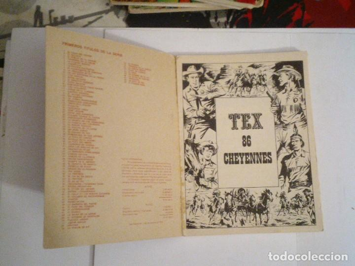 Cómics: TEX - BURU LAN - NUMERO 86 - BUEN ESTADO cj 105 - GORBAUD - Foto 2 - 89012624