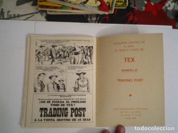 Cómics: TEX - BURU LAN - NUMERO 86 - BUEN ESTADO cj 105 - GORBAUD - Foto 5 - 89012624