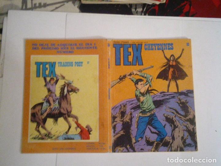 Cómics: TEX - BURU LAN - NUMERO 86 - BUEN ESTADO cj 105 - GORBAUD - Foto 6 - 89012624