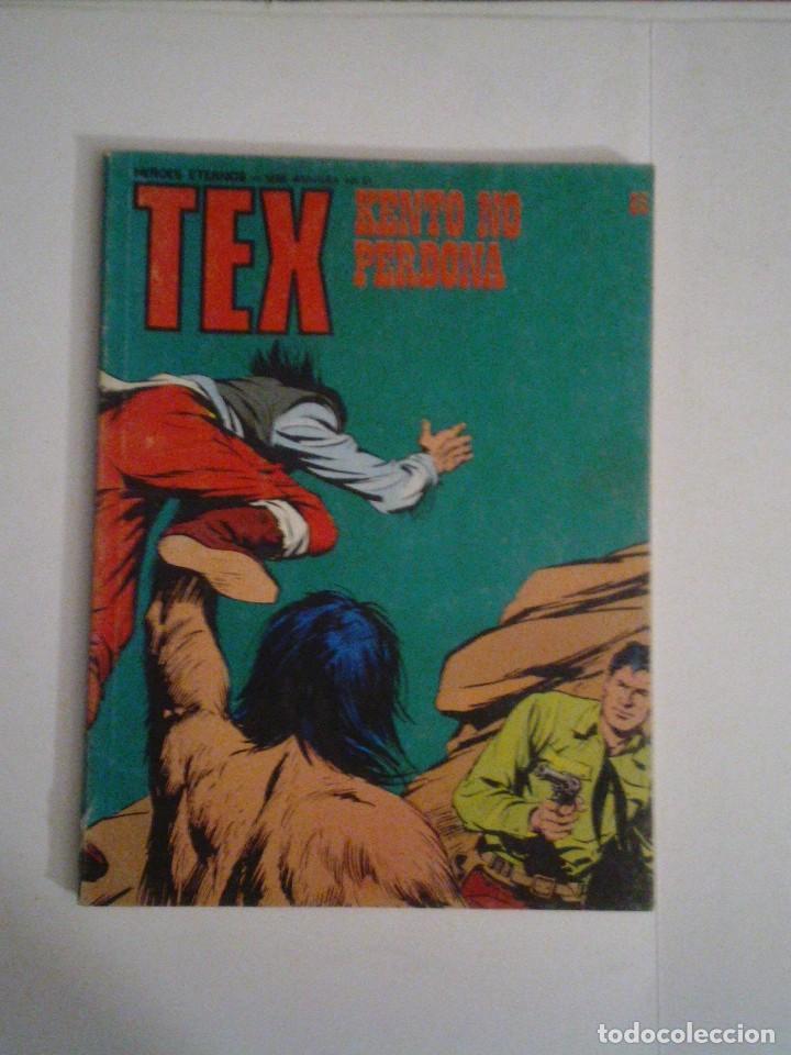TEX - BURU LAN - NUMERO 85 - BUEN ESTADO - CJ 105 - GORBAUD (Tebeos y Comics - Buru-Lan - Tex)