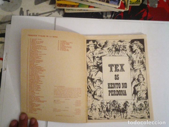 Cómics: TEX - BURU LAN - NUMERO 85 - BUEN ESTADO - cj 105 - GORBAUD - Foto 2 - 89012824