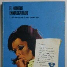 Cómics: HÉROES DEL CÓMIC - EL HOMBRE ENMASCARADO - LOS MISTERIOS DE NIMPORE - TOMO 3 - BURU LAN . Lote 89267372