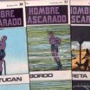 Cómics: EL HOMBRE ENMASCARADO BURULAN 23 NºS- 2,3,5,6,7,8,9,10,11,13,14,15,16,17,18,20,21,22,26,29,30,32,35. Lote 89394628