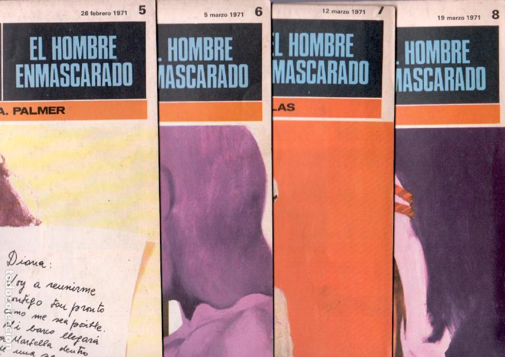 Cómics: EL HOMBRE ENMASCARADO BURULAN - NºS - 1 AL 22, 24,26,29,30,31,32,33,34,35,37,38,39,40,42,45 - Foto 2 - 89394868