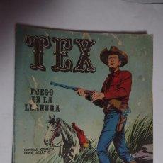Cómics: TEX 17 - BURU LAN - FUEGO EN LA LLANURA. Lote 89690212