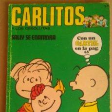 Cómics: CARLITOS Y LOS CEBOLLITAS 17 - BURU LAN- BURULAN - SIN CARTEL. Lote 89807080