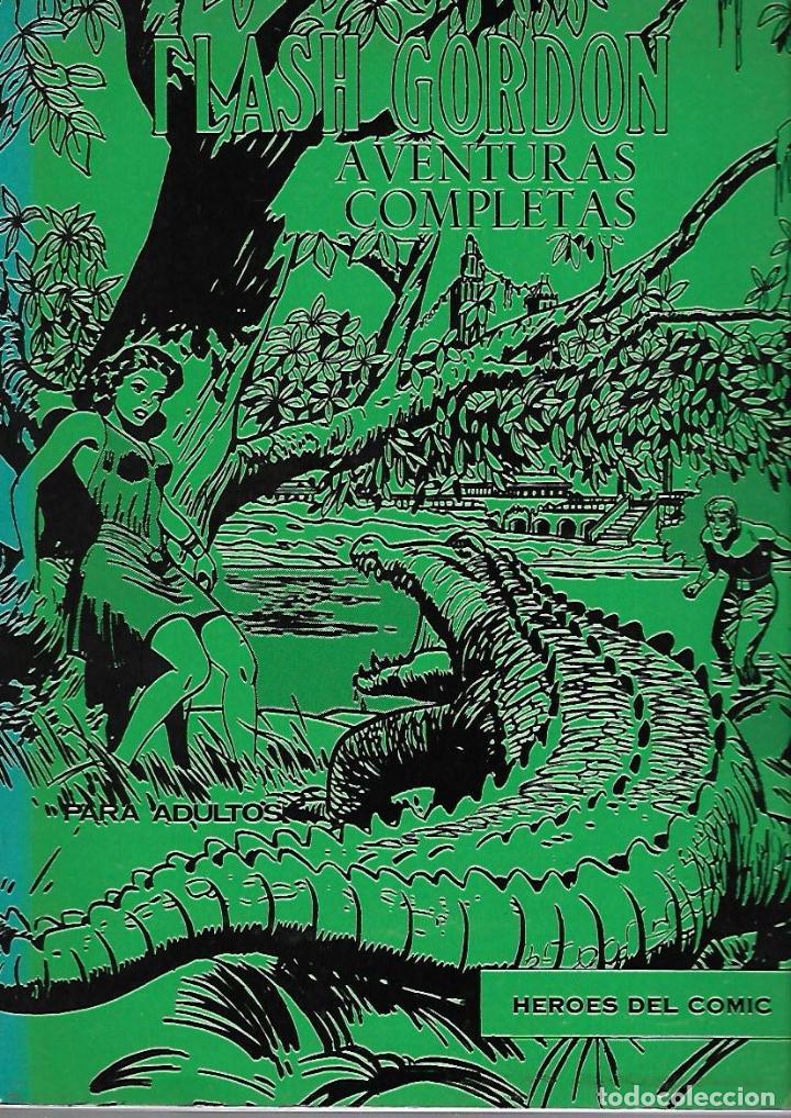 FLASH GORDON. AVENTURAS COMPLETAS. TOMO 3. BURU LAN COMICS. 1972 (Tebeos y Comics - Buru-Lan - Flash Gordon)