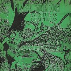 Cómics: FLASH GORDON. AVENTURAS COMPLETAS. TOMO 8. BURU LAN COMICS. 1972. Lote 89807840