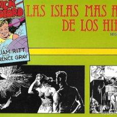 Cómics: LAS ISLAS MAS ALLA DE LOS HIELOS. SEGUNDA PARTE. 6. VOL.13. AÑO 1981. Lote 89808424