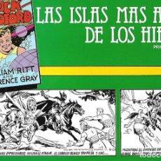 Cómics: LAS ISLAS MAS ALLA DE LOS HIELOS. PRIMERA PARTE. 5. VOL.11. AÑO 1981. Lote 89808496