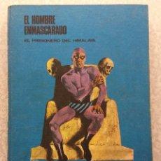 Cómics: TOMO Nº 1 DE EL HOMBRE ENMASCARADO DE BURULAN INTERIOR EN MUY BUEN ESTADO ORIGINAL. Lote 90373924