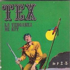 Tex. nº 9.La venganza de Kit