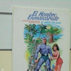 Cómics: EL HOMBRE ENMASCARADO Nº 3 EL HEROE DE OLAN - BURULAN -. Lote 90725200