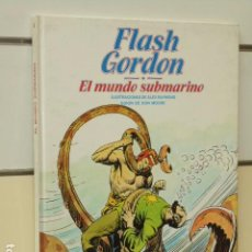 Cómics: FLASH GORDON Nº 5 EL MUNDO SUBMARINO - BURULAN - . Lote 90728785