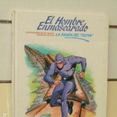 Cómics: EL HOMBRE ENMASCARADO Nº 14 LA BANDA DEL TUCAN - BURULAN - . Lote 90729010