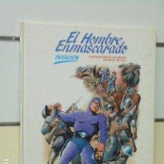 Cómics: EL HOMBRE ENMASCARADO Nº 2 INVASION - BURULAN - . Lote 90729135